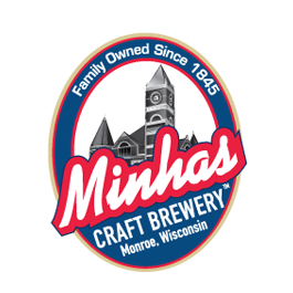 America's Most Historic Brewery - Minhas Craft Brewery in Monroe, Wisconsin