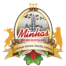 The Best Disitllery Tour in Wisconsin - Minhas Distillery at Monroe, Wisconsin