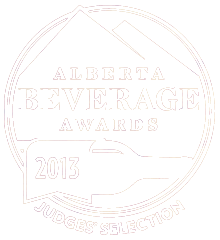 Alberta Beverage Awards 2013 Winner - Lazy Mutt Alberta Wheat Ale