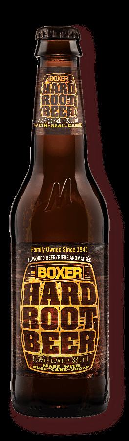 Boxer Hard Root Beer by Minhas Craft Brewery