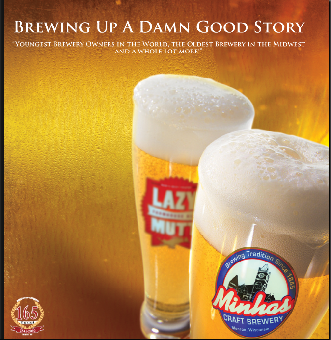 The story of a family that has been brewing the damn good beer.