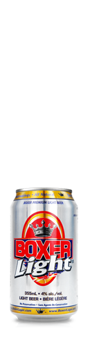 Boxer Light Beer