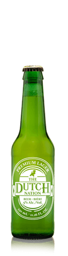 Dutch Nation Premium Lager