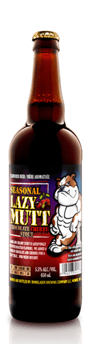 Lazy Mutt Chocolate Cherry