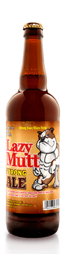 Lazy Mutt Strong Ale