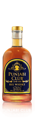 Punjabi Club Rye Whisky