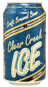 Cleer Creek Ice Beer