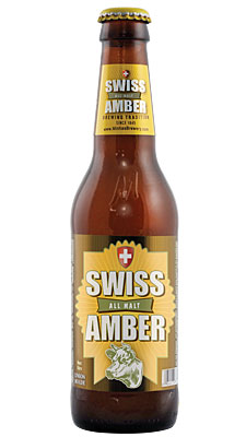 Swiss Amber Bottle