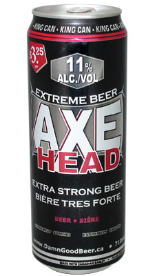 Axehead Extreme Beer