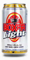 Boxer Light Beer