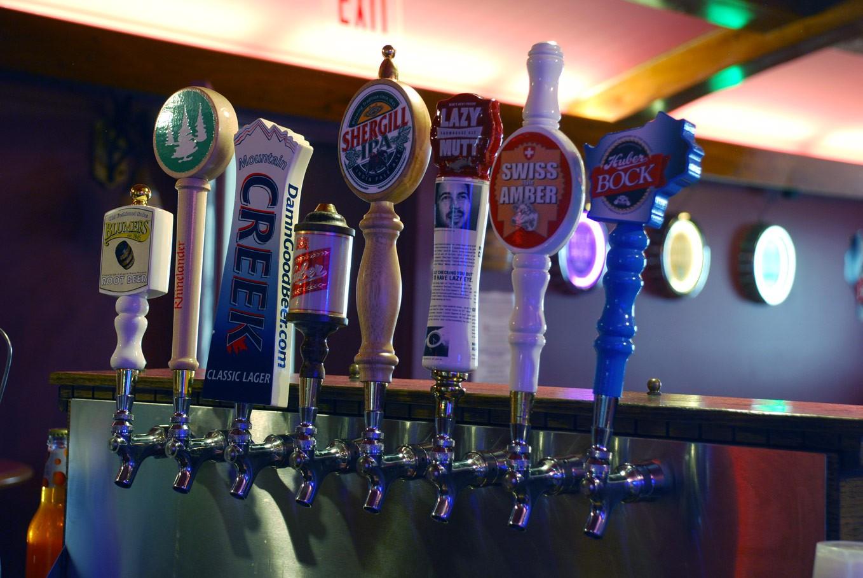 Minhas Craft Brewery Tour Monroe Wisconsin